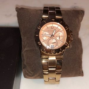 Michael Kors Women's Watch rose gold